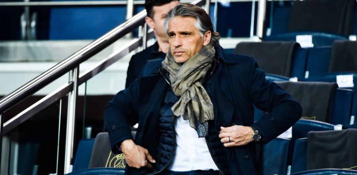 Football : Régis Brouard nouvel  entraineur du SCB
