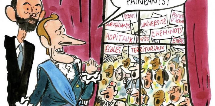 La crise de l'Etat-nation français