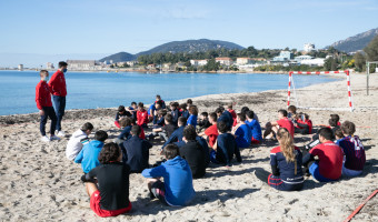 Handball : le GFCA mise sur le  Beach Handball