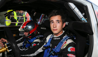 Rallye -WRC : Pierre - Louis  Loubet repart en campagne