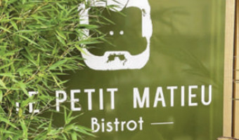 "Le petit Matieu : "" On se croirait à Paris"""