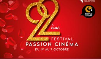 Passion Cinéma, 22ème édition du 1er au 7 octobre : avant-premières et découvertes garanties