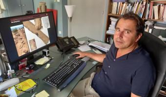 Franck Leandri , Directeur de la DRAC de Corse