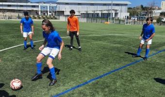 Football : Olivia Romiti a tout d'une grande