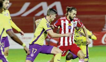 Football Ligue 2 : Vincent Marchetti : le retour aux sources