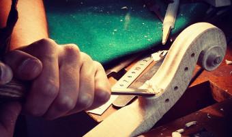 Sapè Fà : Matteu Graziani : a passione di a liuteria