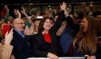 La victoire inespérée du Sinn Fein en république d'Eire