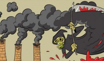 Pollution : agir vite pour ne pas périr