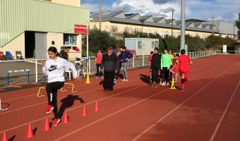 Athlétisme : Pas de trêve des confiseurs pour les athlètes de l'AJB