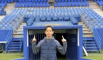 Football : Bilal la pépite des U11_U12 DU SC BASTIA
