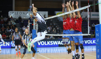 Volley : le GFCA dans le dur