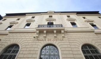 Chronique judiciaire : le procés de l'assassinat de Jean- Michel German
