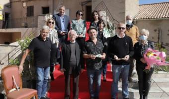 Trentaseiesimu premiu di u libru Corsu : Trè scrvani à l'onore