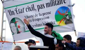 Le mouvement populaire algérien, le hirak a deux ans