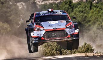Rallye WRC / Premiers points pour Loubet