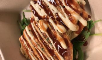 La recette de la semaine : Pancakes aux asperges sauvages