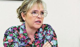 Marie-Hélène Casanova-Servas, présidente du Conseil de Surveillance d'Air Corsica