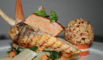 """Restaurant """"A Nepita"""" l'art gastronomique de Simon Andrews"""