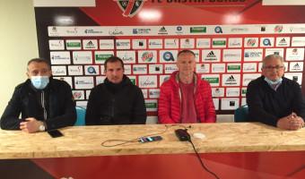 Football : Albert Cartier le nouveau coach du FCBB
