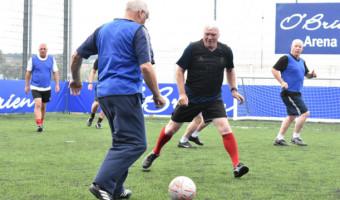 Football : Et si on y jouait en marchant ?