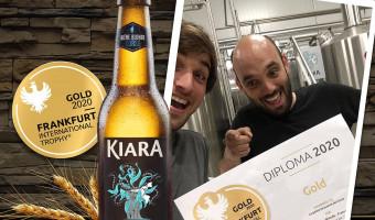 De l'or pour Kiara