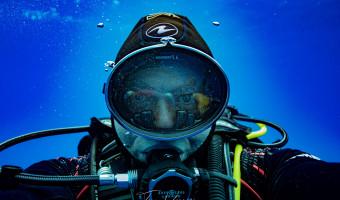 Plongée sous-marine: une immersion avec Tony Viacara