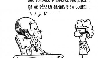 Question Corse : L'énigme Giscard