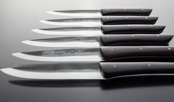 Simon Ceccaldi, l'art de la coutellerie