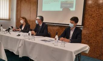 Le projet de future centrale du Ricanto présenté à Ajaccio