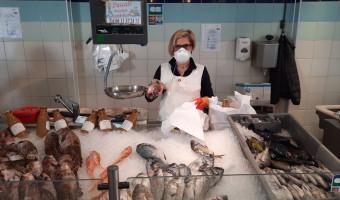 Pascale Colantonio maintient le cap à la halle aux poissons d'Ajaccio