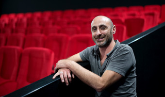 Michel Simongiovanni, créateur de cinéma