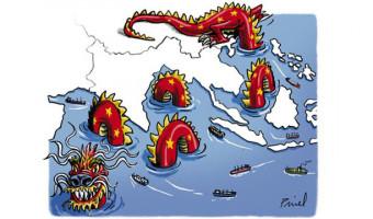 La Chine : Le grand prédateur