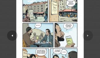"""Bande dessinée """"Histoire du nationalisme corse"""" : « Il y a dans une part de subjectivité que j'assume… »"""
