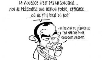 Gilles Simeoni à l'offensive : danger surenchères !