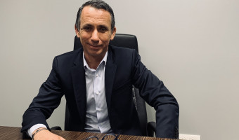 Gilles Filippi,  président du tribunal de commerce de Bastia