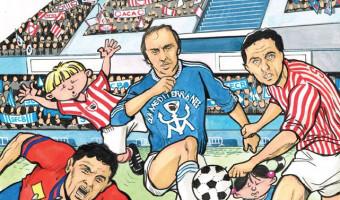 L'histoire du football corse racontée aux enfants