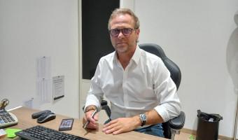 Frédéric Benetti, Président du Tribunal de Commerce d'Ajaccio