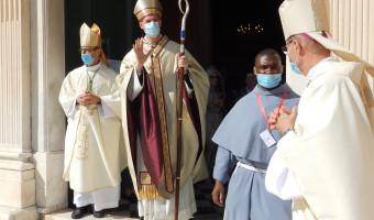 Invité : Monseigneur François -Xavier Bustillo nouvel évêque de Corse