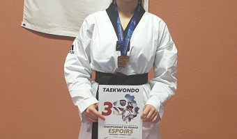 Le Centre Taekwondo Bastia entame bien la saison!