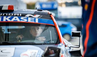 Rallye WR : premiers pas intéressants pour Loubet