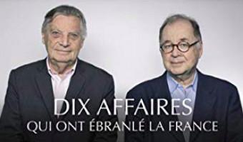 La République abimée : dix affaires qui ont ébranlé la France de Patrice Duhamel et Jacques Santamaria