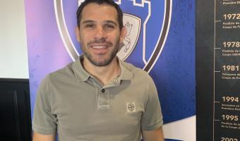 Football : Gilles Cioni , une carrière bien remplie.