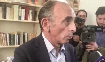 Eric Zemmour en Corse : une campagne non officielle