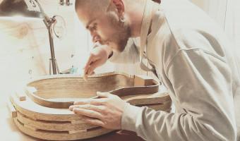 Luthier, le rêve de Baptiste Nativi