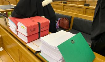 Chronique judiciaire : Procés d'Antoine Pietri
