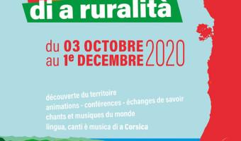 13 u Festivale d'autornu di a ruralità: prumove l'estru paisanu