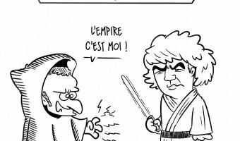 Macron / Simeoni : entre le lumineux et l'obscur