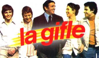 La gifle: C'est le titre d'un film mais aussi un évènement politique.