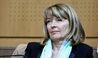 Bianca Fazi, conseillère exécutive en charge de la Santé