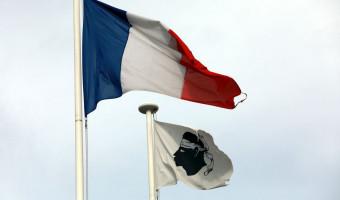 Corse avant - garde française